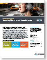 Network Management case study