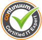 Continuim certified
